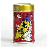 八幡屋礒五郎 七味唐辛子(缶)14g / 八幡屋礒五郎