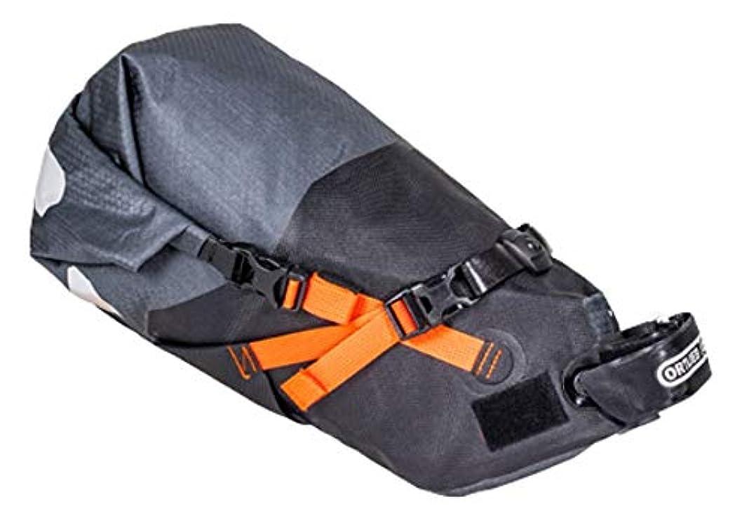 消毒するロッカー卑しいOrtlieb(オルトリーブ) バイクパッキング シートパック F9911 スレート (Bike-Packing Seat-Pack) [並行輸入品]