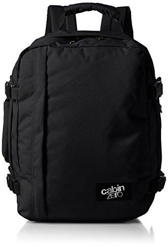 CABIN ZERO CABIN ZERO CZ08-Black CLASSIC 28L トラベルバッグ