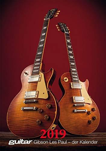 Guitar Gibson Les Paul Kalende...