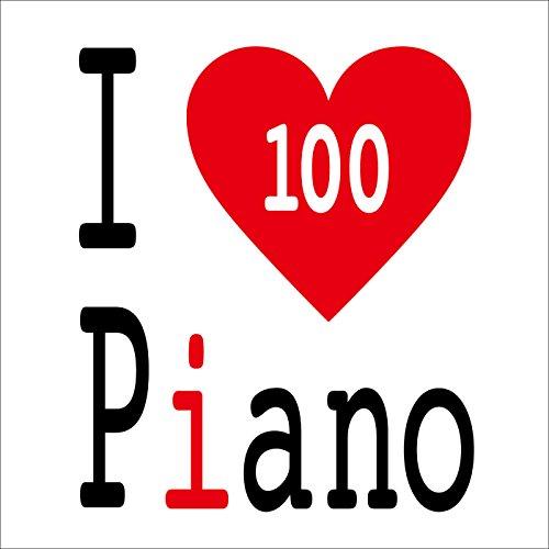 I Love Piano 100