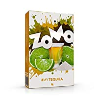 ZOMO シーシャ フルーツフレーバー水ギセルアクセサリー(50G) (Tequila)