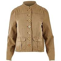Boho Bird Womens Jackets My Admiral Jacket Sand - Coats
