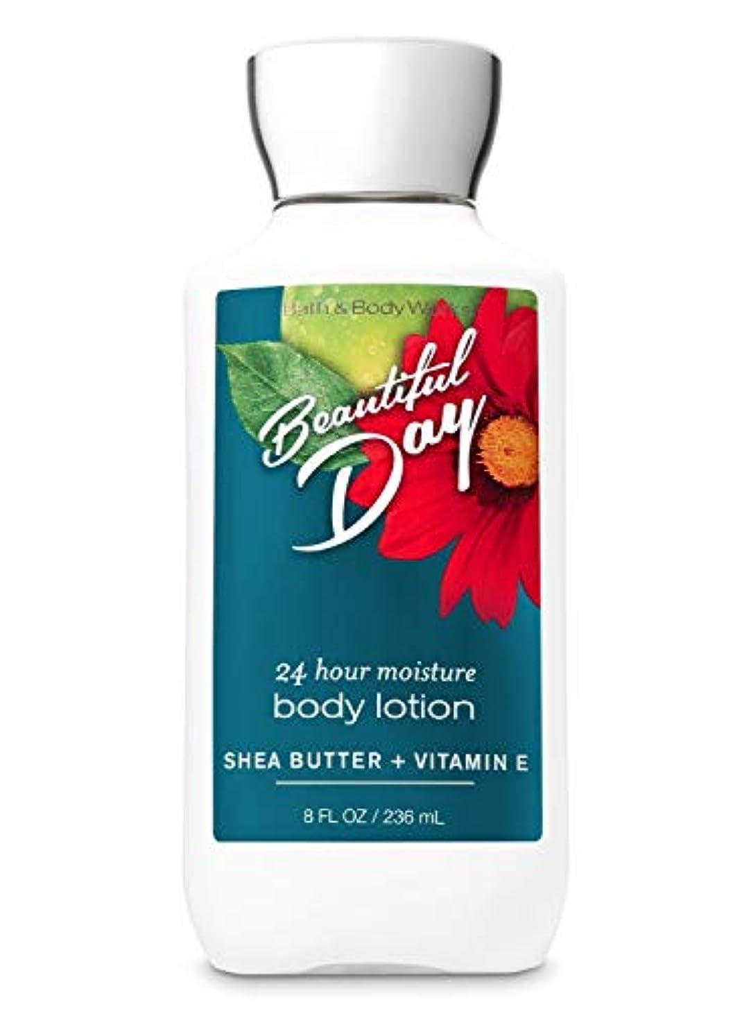 控えるホールド滴下Bath & Body Works ボディローション Beautiful Day  並行輸入