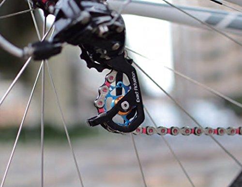 KCNC Jockey Wheel Pulley Ceramic Bearing 10T Shimano Campagnolo SRAM