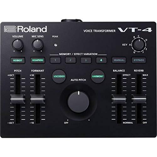 Roland (ローランド) VT-4 Voice Transformer ボイストランスフォーマー AIRA B07JKLMDGX 1枚目