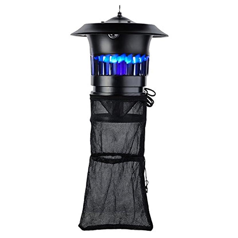 アプト噴水管理するWENZHE 蚊対策 殺虫器灯 誘虫灯 虫除け アウトドア 吸入タイプ 防湿性 放射線なし ファーム ファーム、 280×286mm
