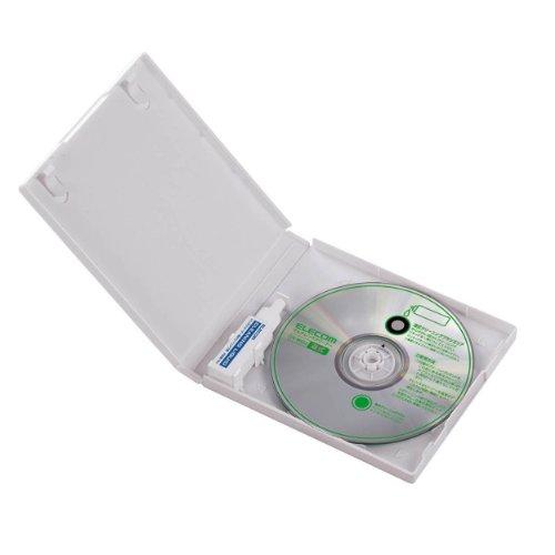 エレコム レンズクリーナー ブルーレイ DVD CD マルチ...