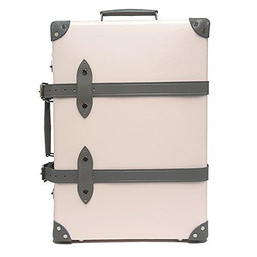 (グローブトロッター)GLOBE TROTTER スーツケース EMILIA エミリア 35L 20インチ 2輪 (チェルシーピンク) GTCNTPKGY20TC/CHELSEA PINK [並行輸入品]