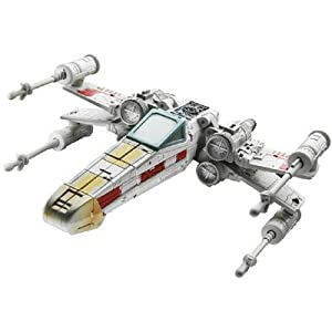 STAR WARS トランスフォーマー ルーク・スカイウォーカー/X-ウイング・ファイター