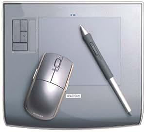 ワコム Intuos3 A6サイズ クリスタルグレー PTZ-430/G0