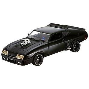 AUTOart 1/18 フォード XB ファルコン チューンド・バージョン ブラック・インターセプター 完成品