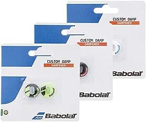 バボラ(BabolaT) カスタムダンプ/2(2個入り) BA700040 083 ブラック/イエロー