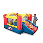 Little Tikes Jump 'n Slide Bouncer 空気マットの滑り台とジャンプ台110Kgが最大です[並行輸入品]