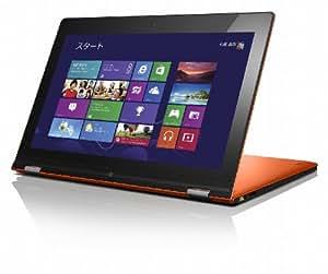 IdeaPad Yoga 13(Corei5-3317U/4G/SSD128GB/13.3/APなし/Win8(64bit)) クレメンタインオレンジ 2191-2DJ