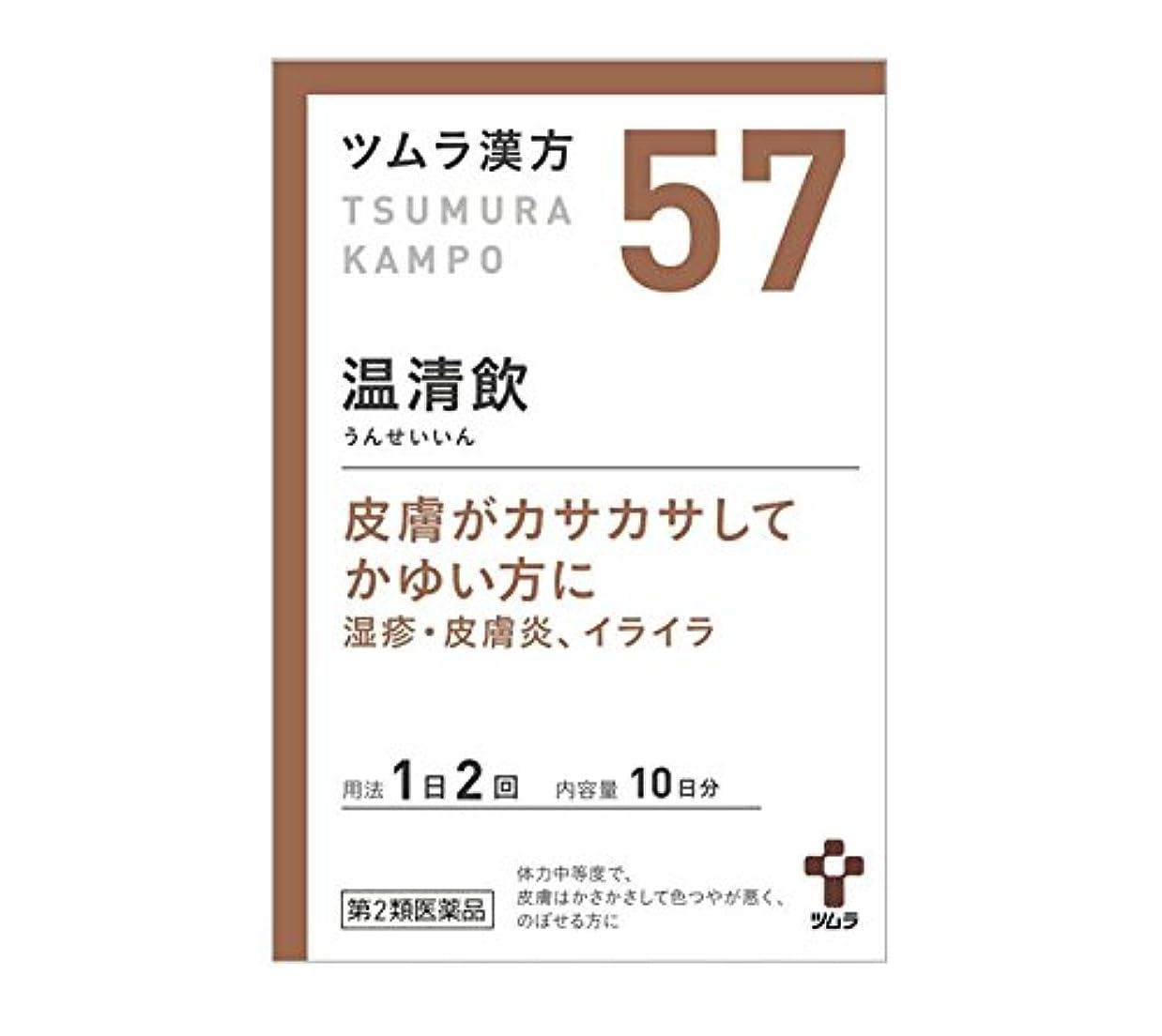 レイアウトアイドル誰でも【第2類医薬品】ツムラ漢方温清飲エキス顆粒 20包 ×3