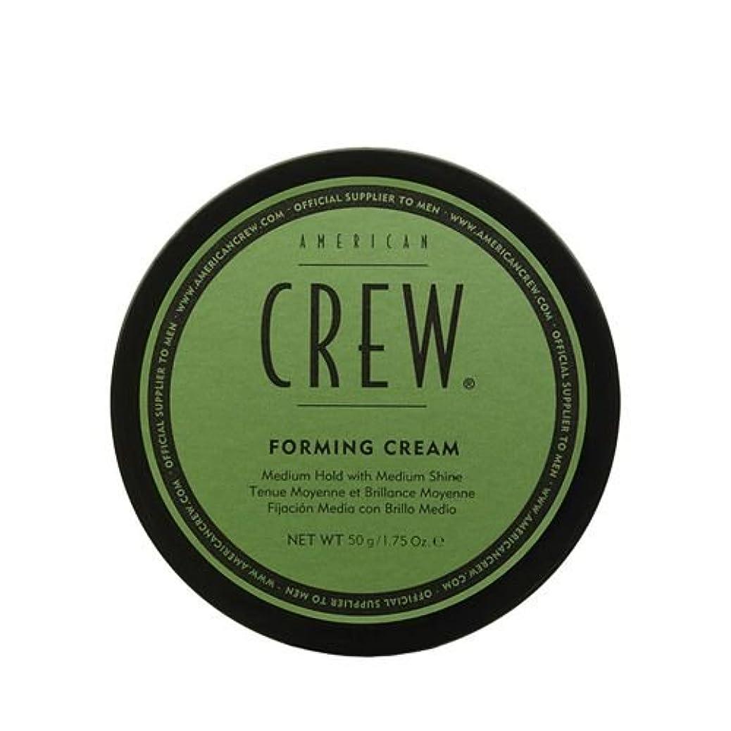 オッズ無駄な社会主義アメリカン クルー フォーミングヘアクリーム American Crew Forming Cream 50g [並行輸入品]