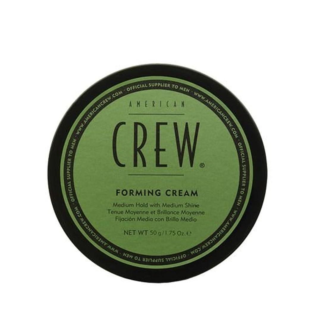 瞬時にうねる六アメリカン クルー フォーミングヘアクリーム American Crew Forming Cream 50g [並行輸入品]