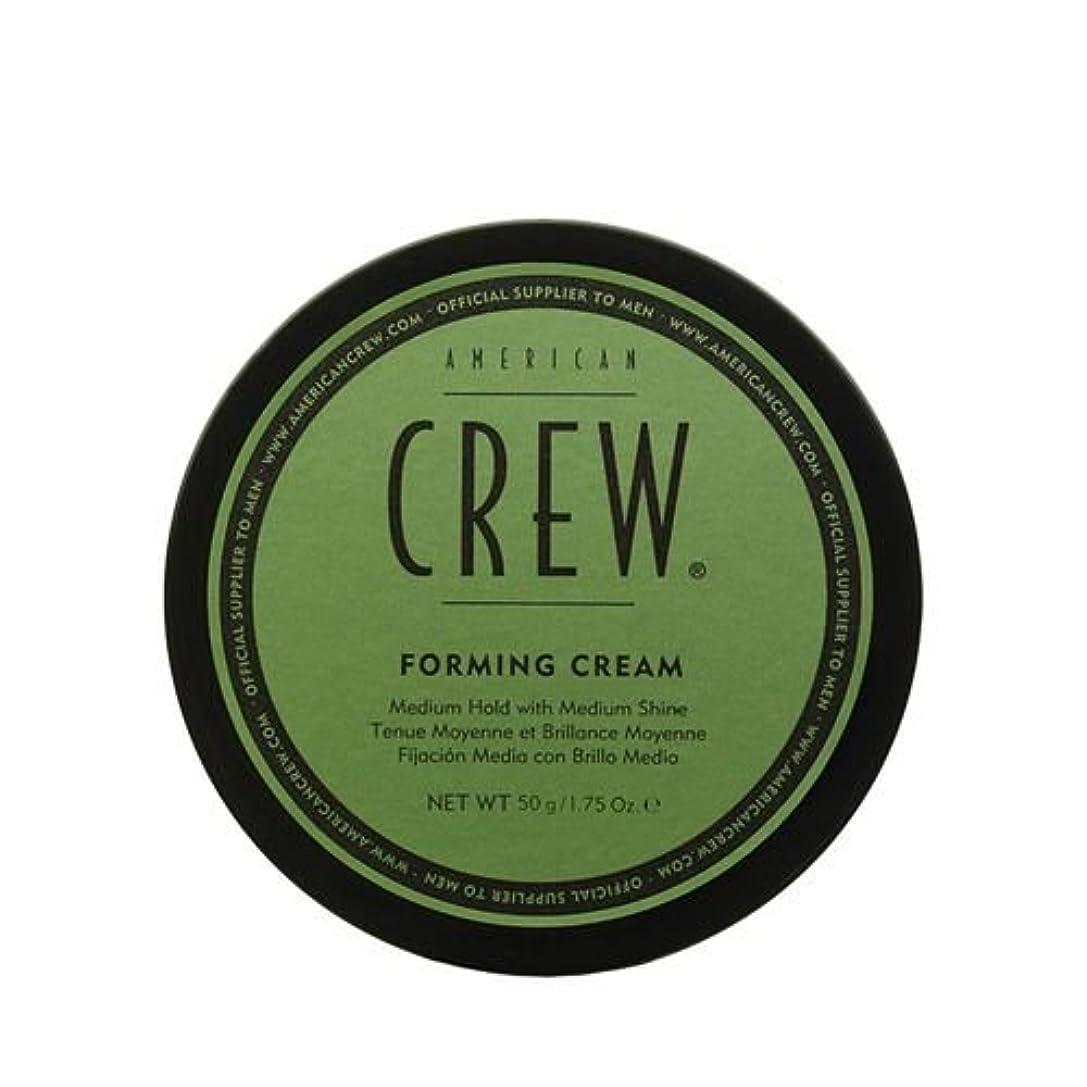 美徳初期の延期するアメリカン クルー フォーミングヘアクリーム American Crew Forming Cream 50g [並行輸入品]