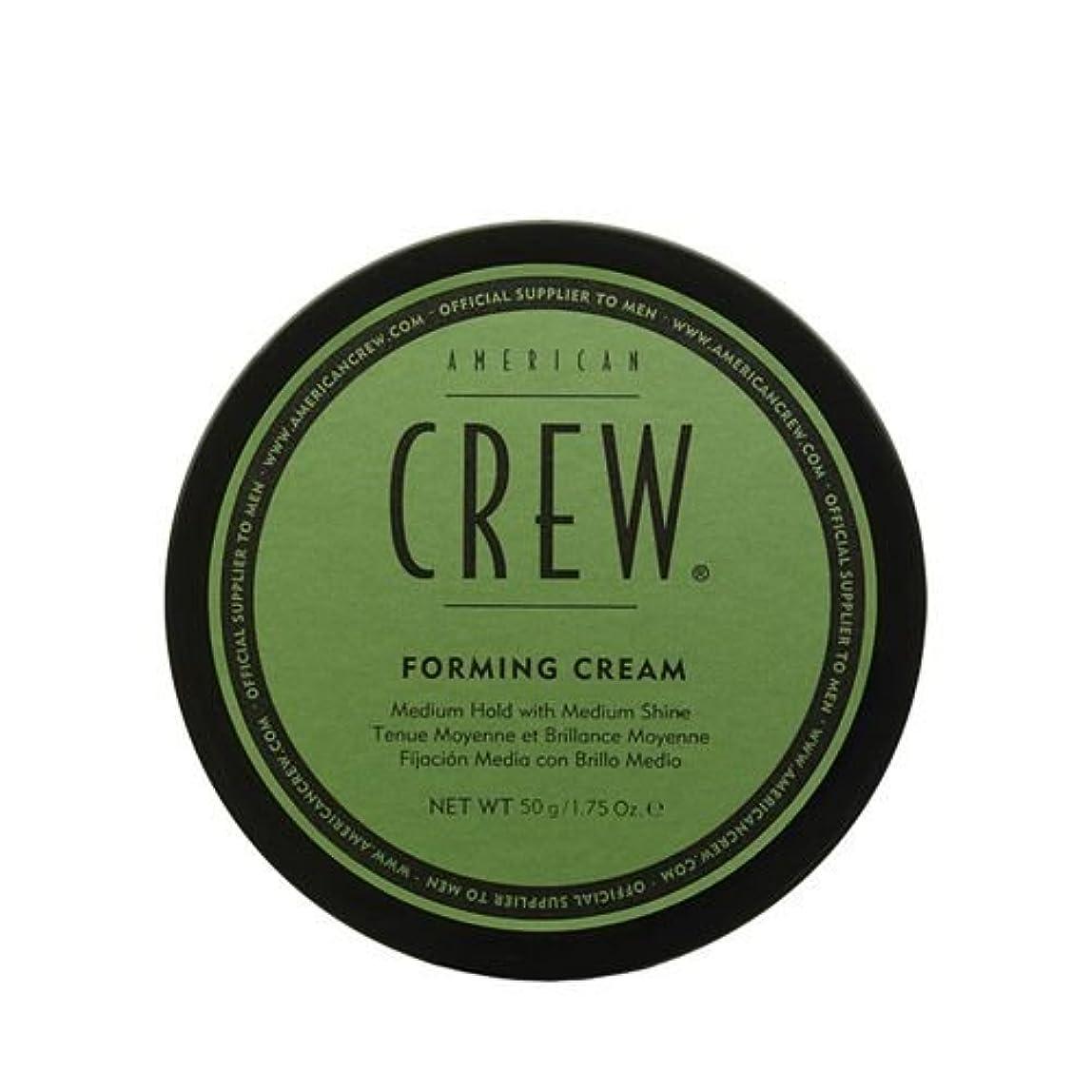 感心するアッパーヒゲクジラアメリカン クルー フォーミングヘアクリーム American Crew Forming Cream 50g [並行輸入品]