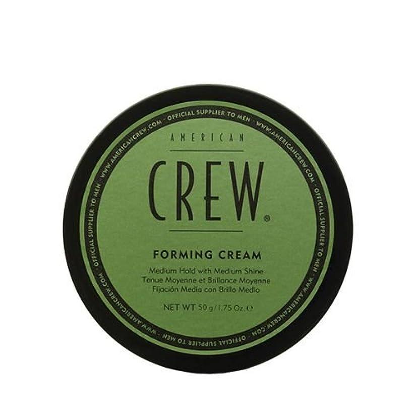 展開する植物学ぬいぐるみアメリカン クルー フォーミングヘアクリーム American Crew Forming Cream 50g [並行輸入品]