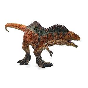 12 Inch Big Plastic Dinosaurs Model Action Figures Toys For for Children Gift Dinosaur (2#) [並行輸入品]