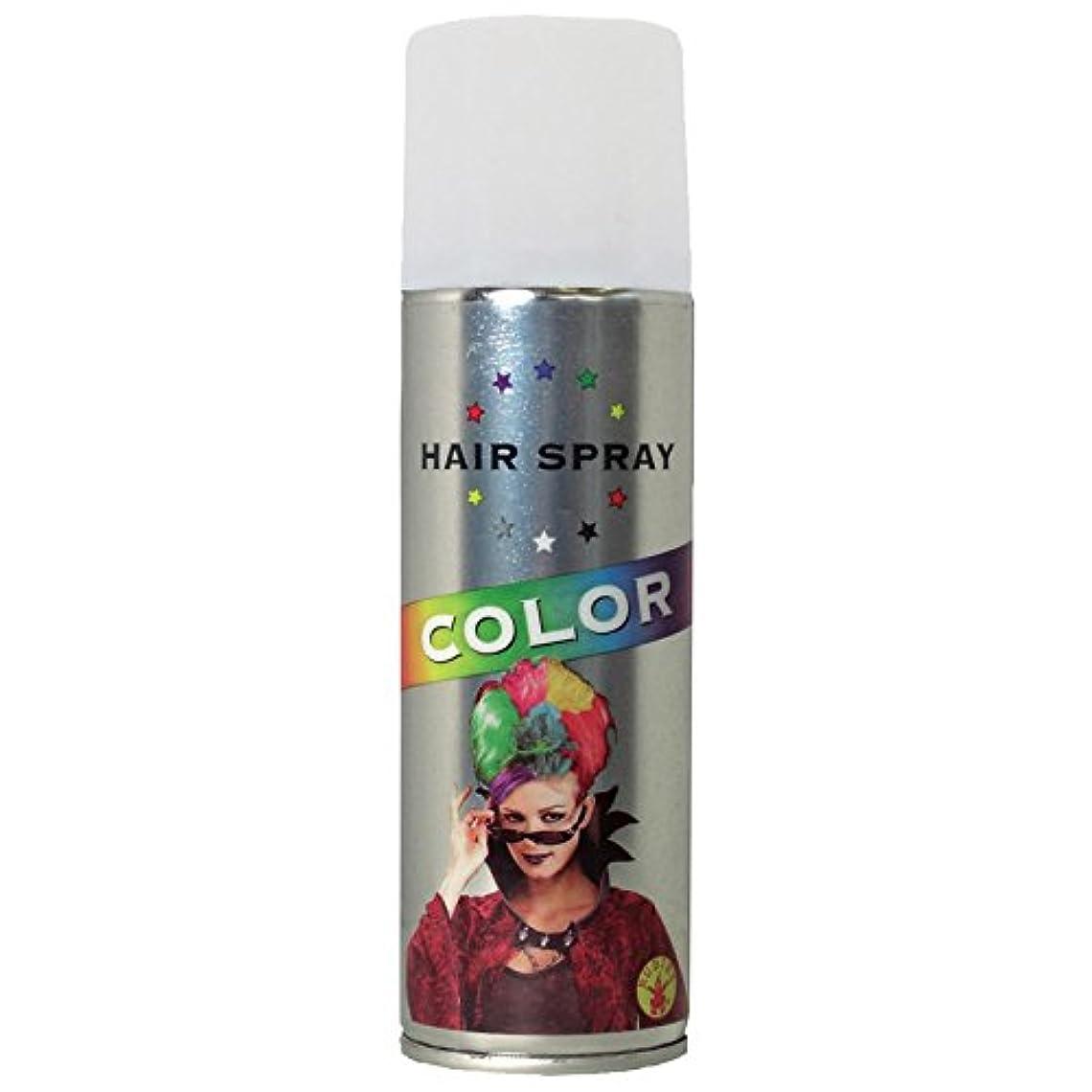 スコットランド人忌避剤テレビヘアーカラースプレー HAIR COLOR SPRAY RB-802711 【WHITE / 白】