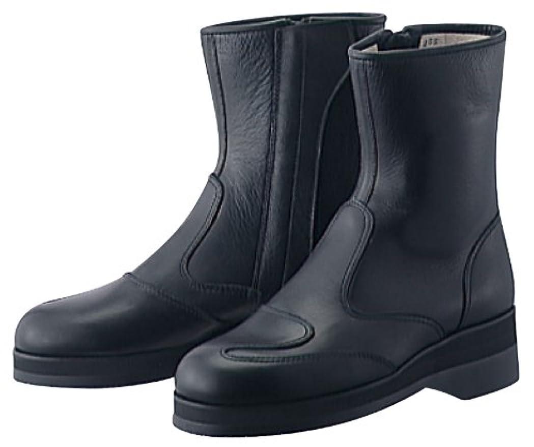 有利不従順四半期バギー(Buggy) 底高 ショート ブーツ ブラック 25.0 BR071-01-25.0
