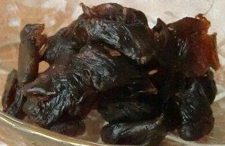 台湾高雄産 自然栽培無添加 龍眼肉(リュウガンニク) 300g
