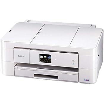 brother A3インクジェットプリンター複合機/18/20ipm/両面印刷/無線LAN/ADF/ホワイト DCP-J4220N-W