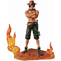 Banpresto One Piece 6.7-Inch Portgas D Ace DXF Figure, Brotherhood II by Banpresto