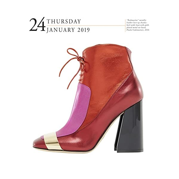 Shoes Gallery 2019 Cale...の紹介画像3