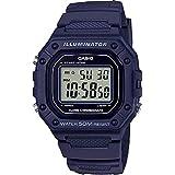 [カシオ]STANDARD DIGITAL カシオ スタンダード デジタル W-218H-2A 腕時計 メンズ レディース チープカシオ チプカシ プチプラ ネイビー [並行輸入品]
