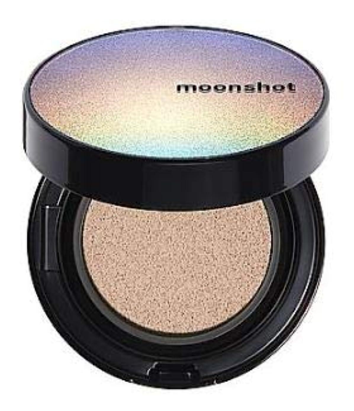 やろう連結するロードブロッキング[Moonshot] Moonshot Micro Settingfit Cushion 12g / [ムーンショット] マイクロ セッティング フィット クッション 12g (#201 (ベージュ)) [並行輸入品]