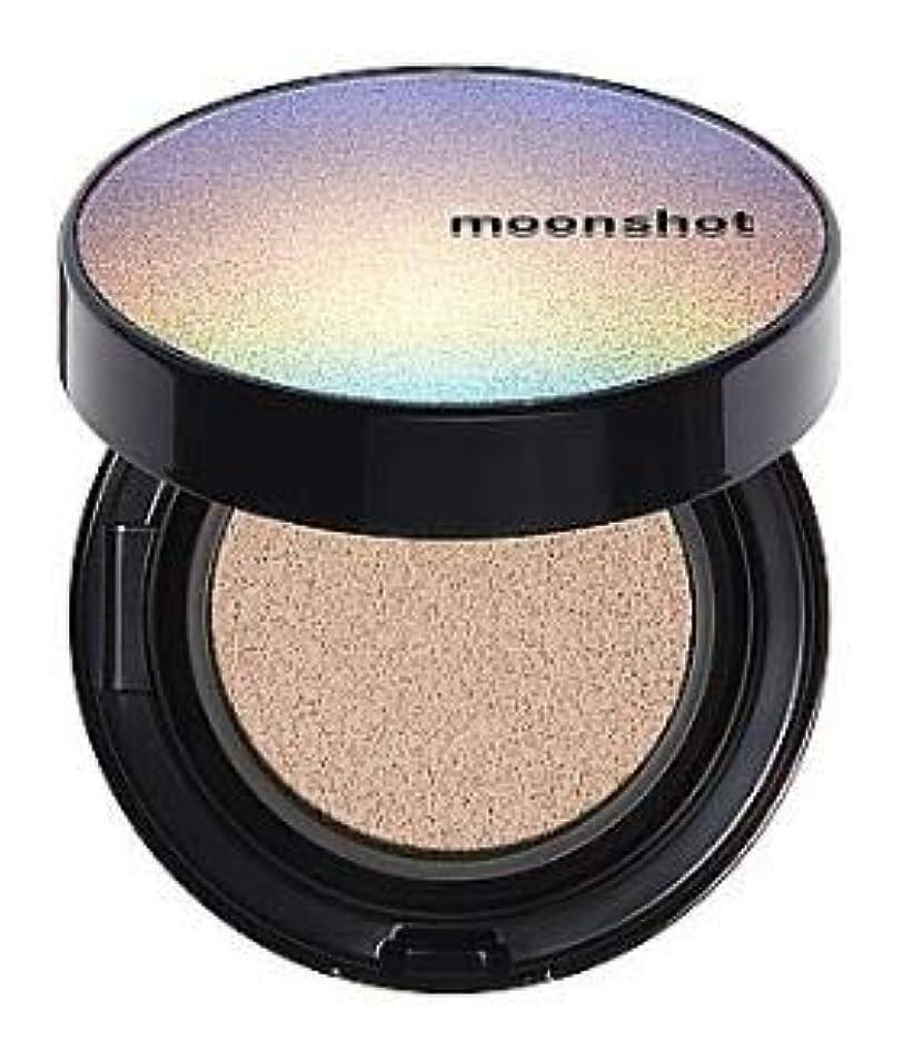 無法者飾り羽気晴らし[Moonshot] Moonshot Micro Settingfit Cushion 12g / [ムーンショット] マイクロ セッティング フィット クッション 12g (#201 (ベージュ)) [並行輸入品]