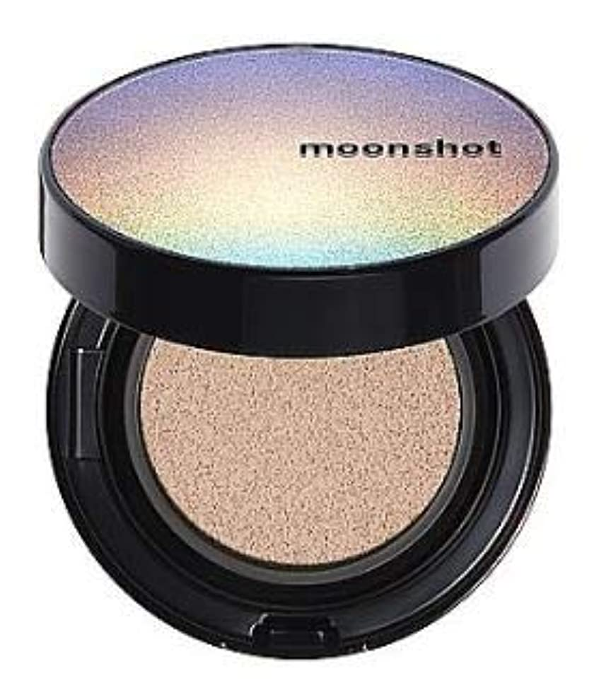 を除く硬さ瞑想する[Moonshot] Moonshot Micro Settingfit Cushion 12g / [ムーンショット] マイクロ セッティング フィット クッション 12g (#201 (ベージュ)) [並行輸入品]