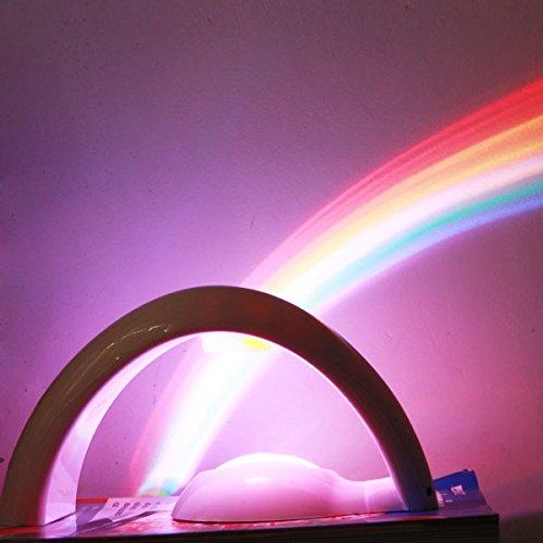 レインボー投影ランプ減圧ロマンスLED夜光