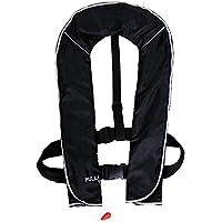 DABADA(ダバダ) ライフジャケット インフレータブル ベストタイプ 膨張式 救命胴衣 男女兼用 フリーサイズ