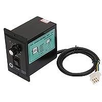 400W 220V ACモータースピードコントローラーガバナー、スピードコントロールレギュレーター(4.8)