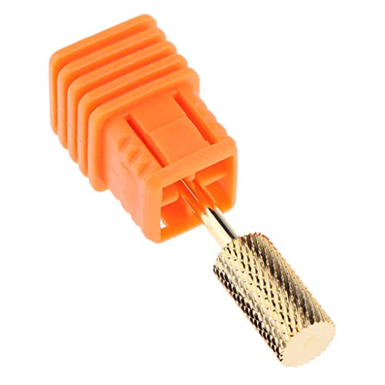 農夫タブレットズームインするネイルドリルビット ネイルビット ネイルチップ 耐久性 ネイル道具 6スタイル選べ - M