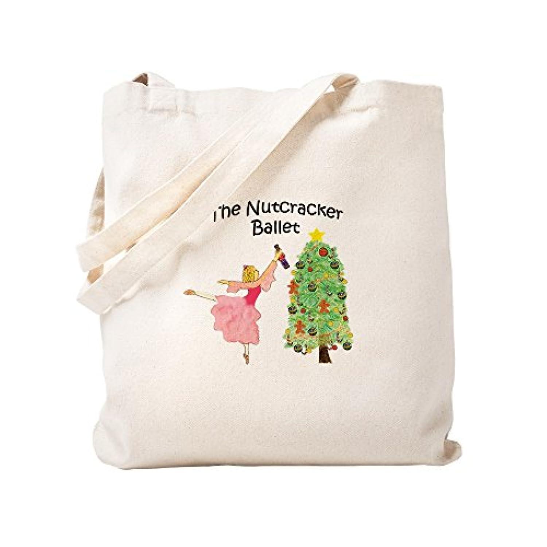 CafePress – Clara and her Nutcrackerギフト – ナチュラルキャンバストートバッグ、布ショッピングバッグ S ベージュ 0426256270DECC2