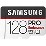 Samsung PRO Endurance Micro SDXC Card with Adapter 128 GB