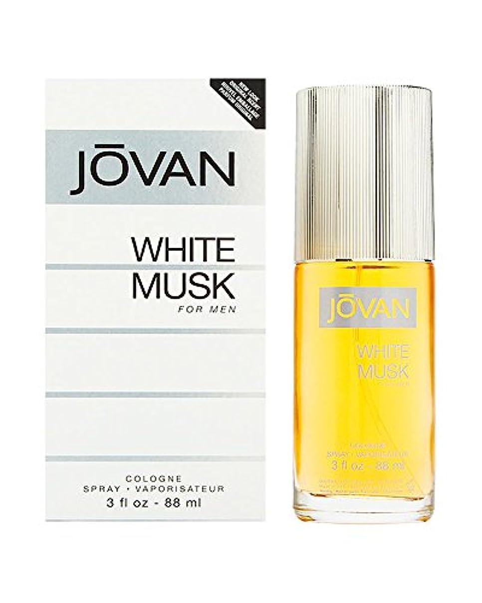 【ジョーバン】ホワイト ムスク フォーメン EDC 88mL(並行輸入品)