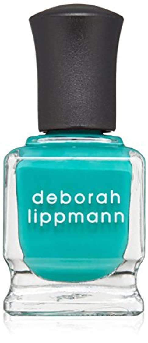 人種メイン魅力的[Deborah Lippmann] [ デボラリップマン] シードライブ ミー クレイジー SHE DRIVES ME CRAZY deborah lippmann シー ドライブ ミー クレイジーSHE DRIVES ME CRAZY 色 グリーン ネイルカラー系統 グリーン 15mL