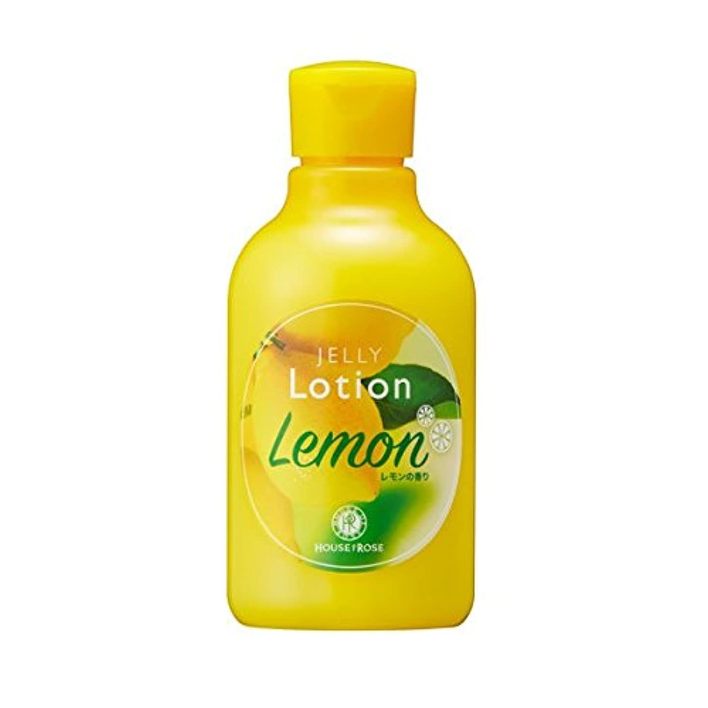 味わうコースガイダンスHOUSE OF ROSE(ハウスオブローゼ) ハウスオブローゼ/ジェリーローション LM(レモンの香り)200mL