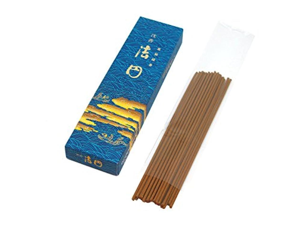 伝染性の食物拒絶gyokushodo Agarwood / Aloeswood / Oud Japanese Incense Sticks jinko Hoenスモールパックトライアルサイズ5.5インチ30 Sticks日本製