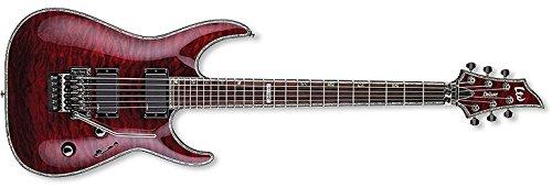 ESP LTD H-1001 FR STBC See Thru Black Cherry エレキギター シースルー ブラック チェリー【並行輸入品】