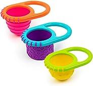 Sassy お風呂 水遊び おもちゃ プールトイ 6ヶ月から にぎにぎカップ TYSA13053