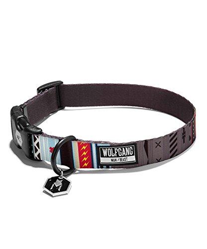首輪 NativeLines COLLARS S WC-001-52 WOLFGANG ウルフギャング 小型犬用 犬首輪 おしゃれ