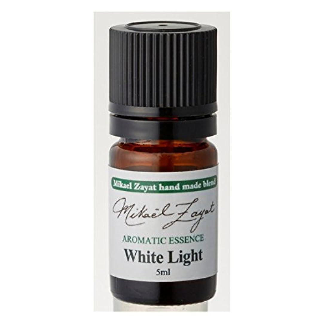 子猫代表する寛大さミカエルザヤット ホワイトライト White Light 5ml/ Mikael Zayat hand made blend